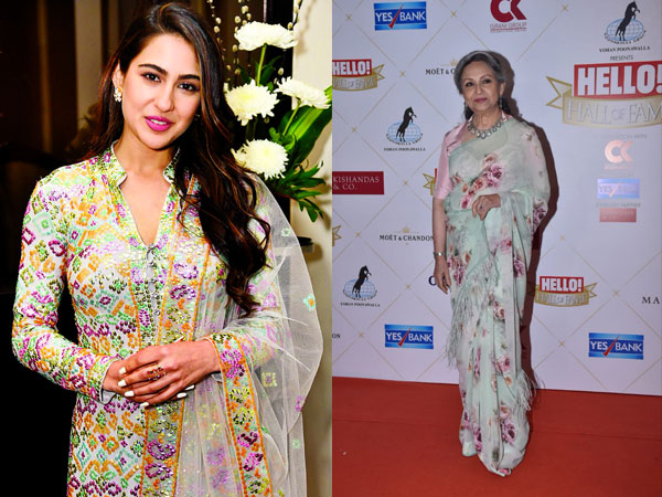 Sharmila Tagore Praises Sara Ali Khan: 'She Is A Wonderful Actress, I Am Very Proud Of Her'