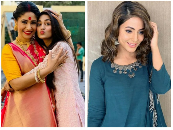 Kasautii Zindagii Kay's Shubhaavi Choksey On Hina Khan: Once They Say Cut, She's Hina & Not Komolika