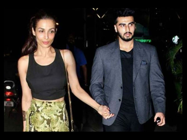 Arjun Kapoor Reacts To Wedding Rumors With Malaika Arora