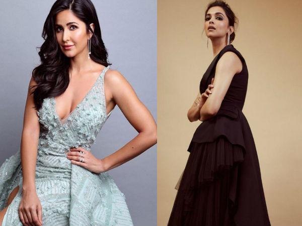 Filmfare Awards 2019: Katrina Kaif And Deepika Padukone Look Like MILLION Bucks!