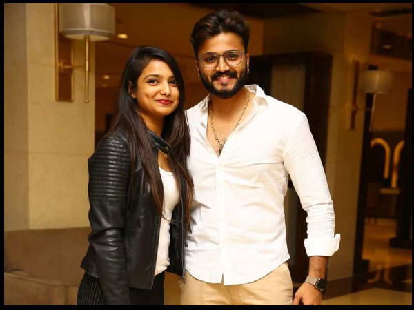 Agnisakshi's Vijay Suriya Makes First Appearance With For The First Times After Marriage! VIEW PIC