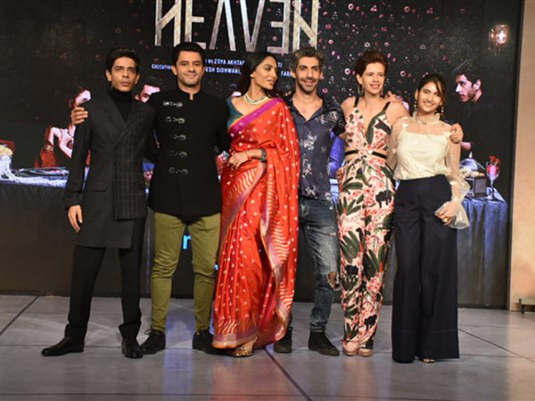 The Cast Of Made In Heaven