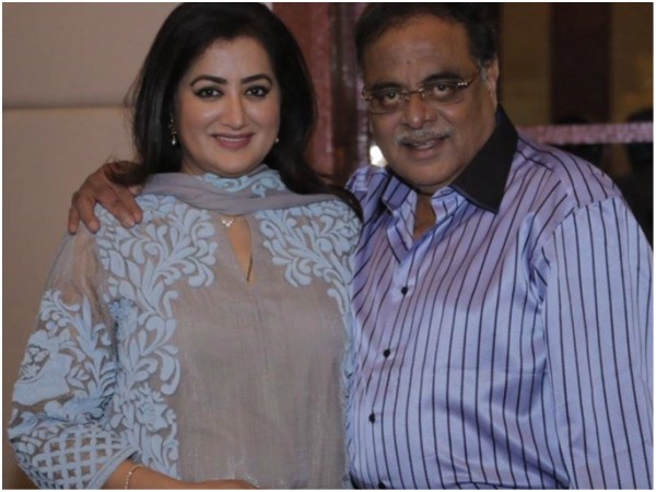 Sumalatha Shares A Heart-warming Note Remembering Ambareesh; Fans Console Her
