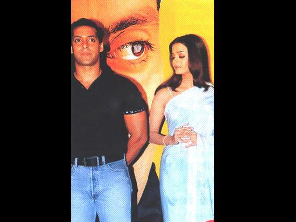 Aishwarya Rai Bachchan Viral Picture With Salman Khan From