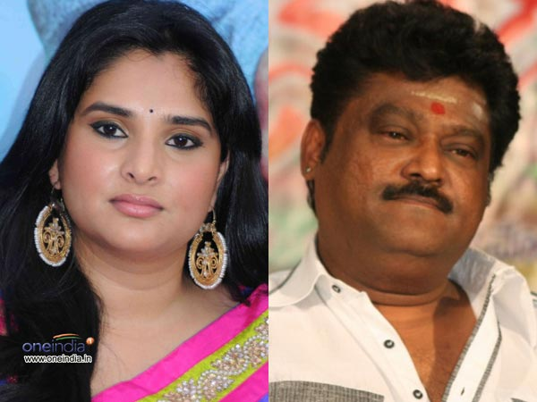 Her Relationship With Jaggesh