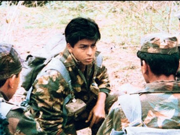 Shahrukh Was Passionate On Fauji Sets