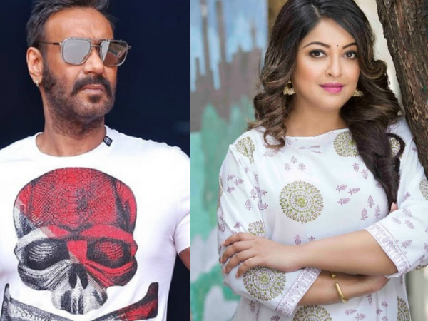 Ajay Devgn HITS BACK At Tanushree Dutta; Says An Attempt Is Being Made To 'Single' Him Out!