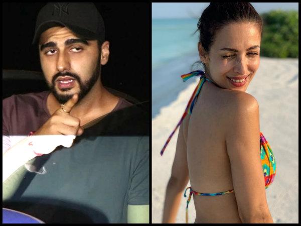 A POSSESSIVE BOYFRIEND! Arjun Kapoor LOSES COOL As Malaika Arora's Way Gets BLOCKED By Paparazzi