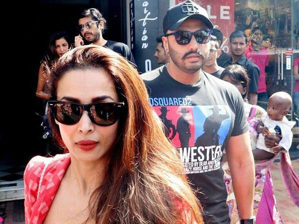 Malaika Arora Puts Rumours To Rest