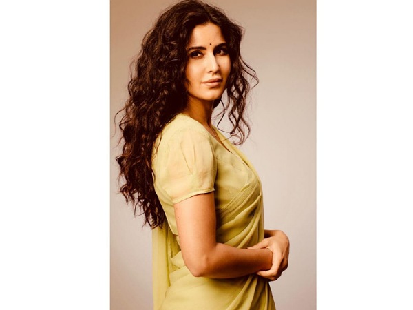 Can't Wait For Everyone To See The Film, Says Katrina Kaif