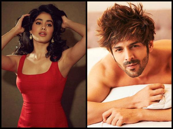 Sorry Kartik Aaryan, But Janhvi Kapoor Is LEAST INTERESTED In Kissing You!