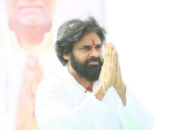 Support Pours In For Pawan Kalyan!