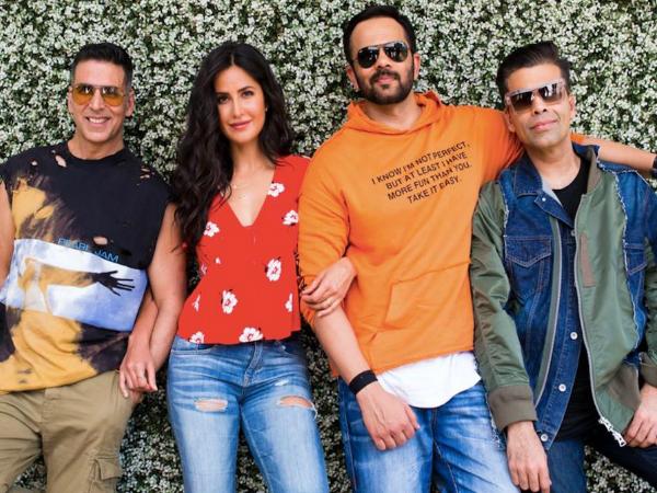 OFFICIAL! Katrina Kaif Joins Rohit Shetty's Cop Universe; To Romance Akshay Kumar In Sooryavanshi