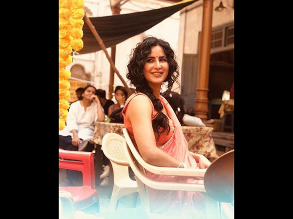 Guess Which Actress Inspired Katrina Kaif's Look In Salman Khan's Bharat! Read Details