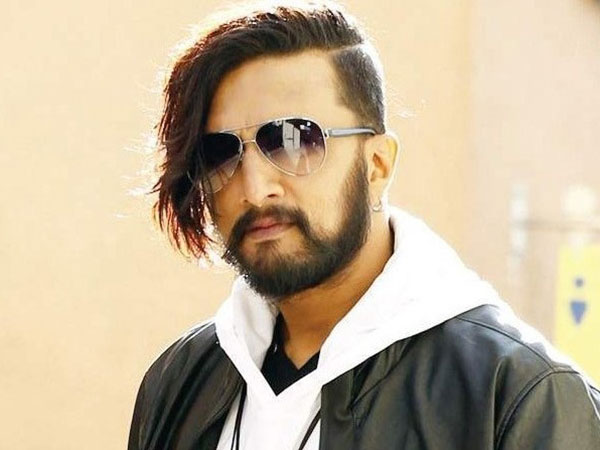 Sudeep On Period Of Struggle
