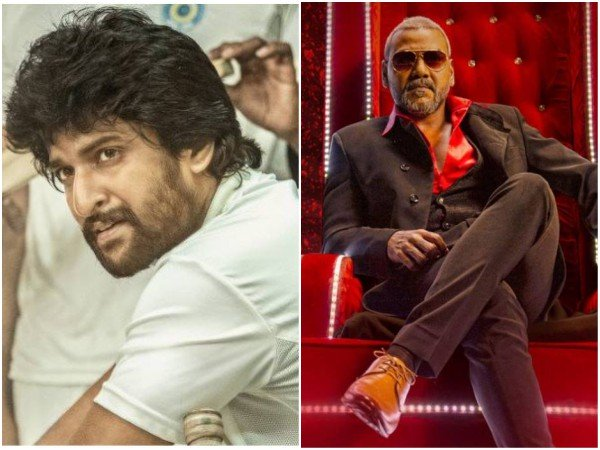Jersey Vs Kanchana 3 AP And TS Box Office Collections (4 Days): Lawrence Gives Nani A Tough Fight
