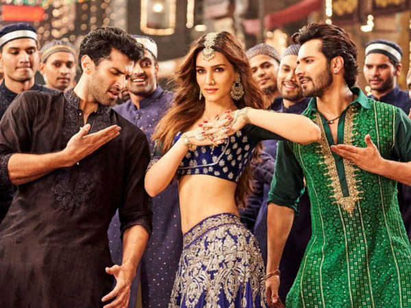 Kriti Sanon On Kalank Special Song: 'I Always Wanted To Work With Karan Johar'