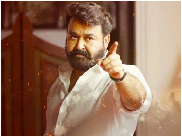 Mohanlal S Lucifer Turns Out To Be The First Ever Indian Movie To