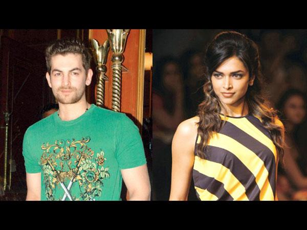 When Neil Nitin Mukesh Proposed Deepika Padukone, Neil ...