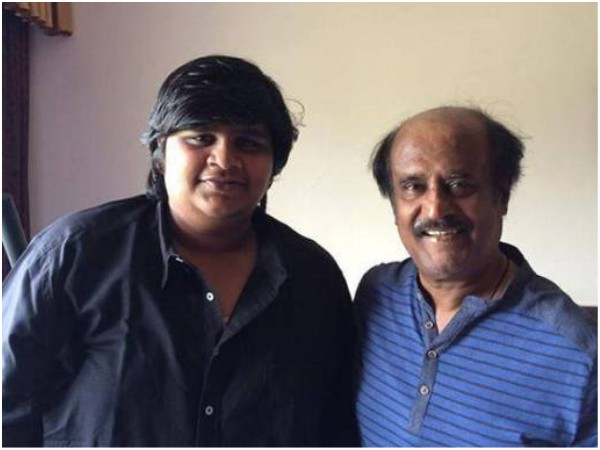 A Request From Rajinikanth