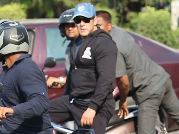 Did Salman Khan MISBEHAVE With A Journalist & SNATCHED His Phone? An Onlooker Narrates The Incident!
