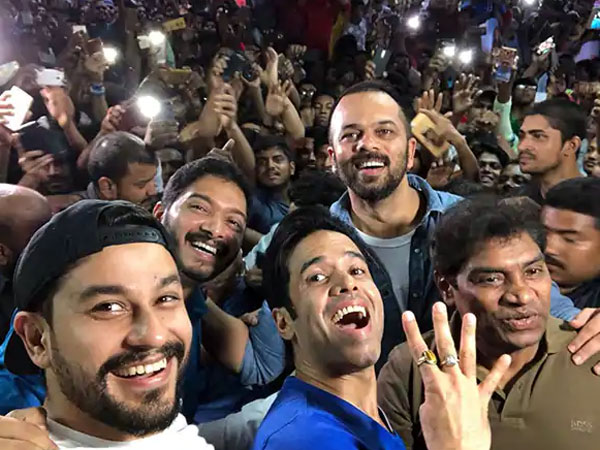 Rohit Shetty Is Currently Busy With Sooryavanshi