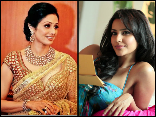 SHOCKING! Sridevi's Co-star Priya Anand BLAMED For Her Death!