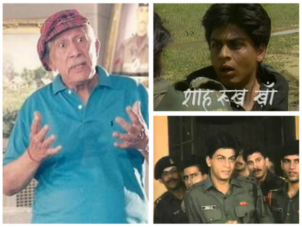 Late Director Raj Kumar Kapoor Talked About SRK's Fauji Audition Days
