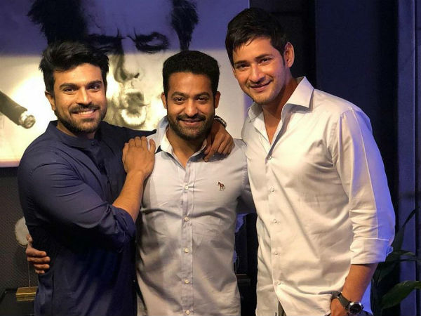 Maharshi Pre-release Event, Jr NTR And Ram Charan To Attend Maharshi Pre-release Event