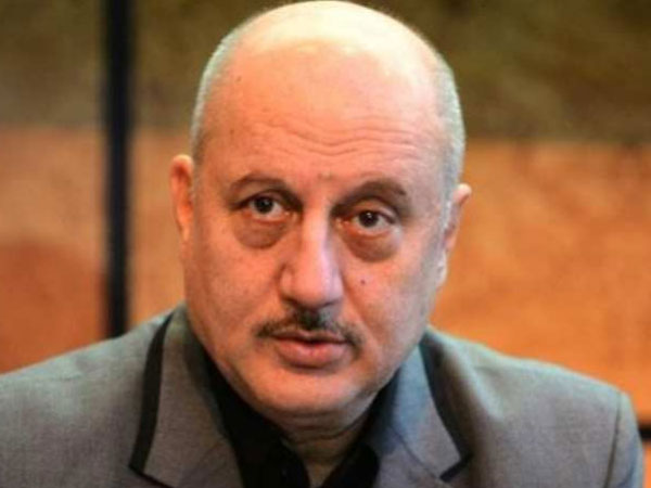 Here's What Anupam Kher Tweeted