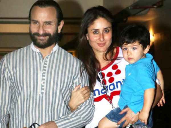 I Did Not Initiate A Police Complaint But My Neighbours Did, Says Saif Ali Khan
