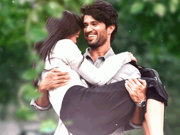 Vijay Deverakonda Furious With Fans