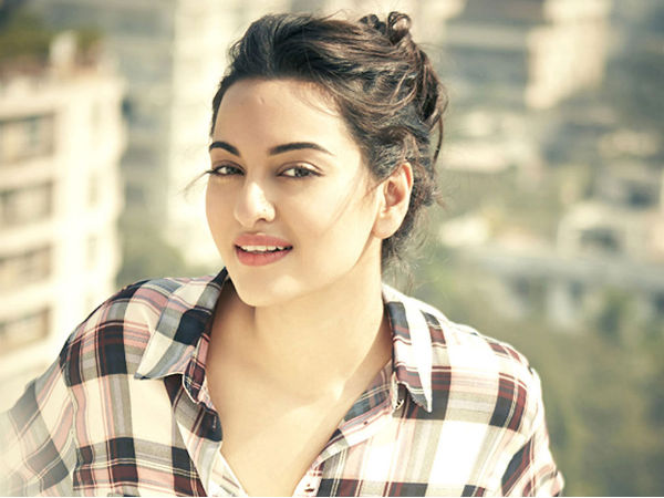 Sonakshi Sinha: It Is Bad Luck That The Last Couple Of Films Did Not Work Out