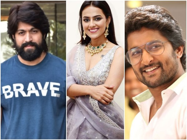 Shraddha Srinath Shocks Everyone By Choosing Nani Over KGF's Yash! 'I Do Not Know Him Well'