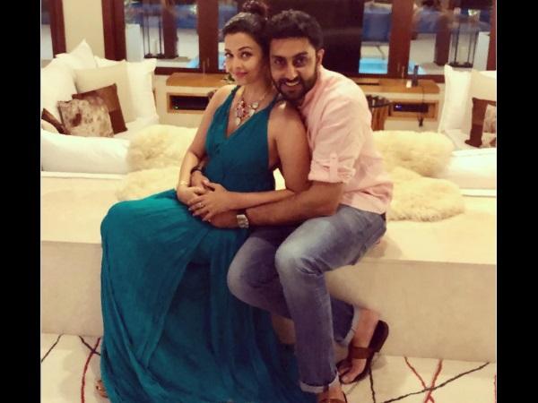 Aishwarya Rai-Abhishek Bachchan's 12th Wedding Anniversary: 'Love Is In The Air' In Maldives!