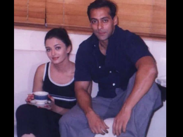 Recently, Aish-Salman Was In The Headlines
