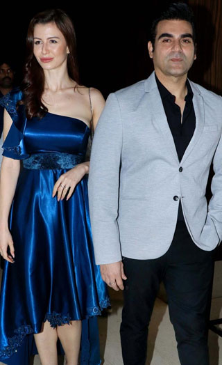 Arbaaz Khan On His Wedding With Giorgia: 'Maybe I Will'