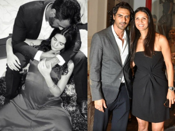 632c03e83e Mehr Jesia REACTS To Ex-husband Arjun Rampal Becoming A Father With  Girlfriend Gabriella Demetriades