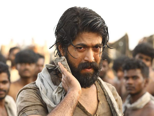KGF 2 Fever Takes Over Prior To Its Release! Yash Starrer Tops On BookMyShow, Beats Other Films