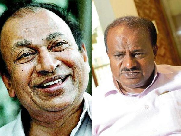 Karnataka's CM HD Kumarasamy Wishes Dr Rajkumar Ahead Of His Birth Anniversary