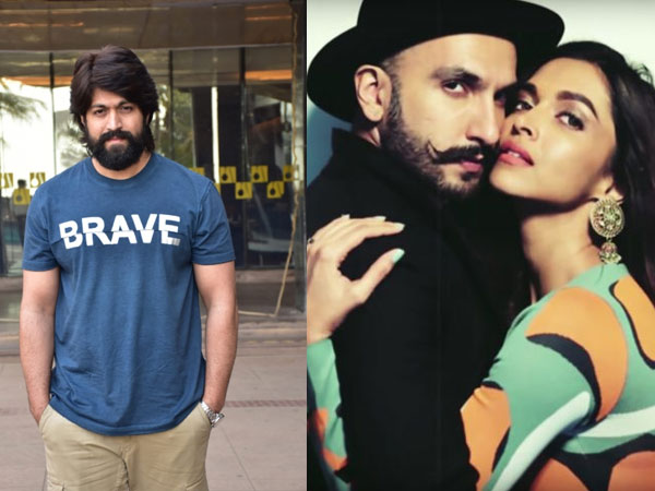 KGF's Yash Says He NEVER Liked Ranveer Singh! But Wants To Act With Deepika For This Reason
