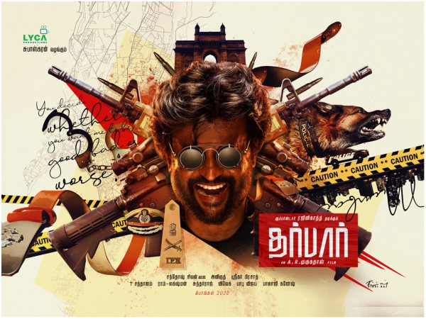 Darbar Leaked Pics From The Sets: Rajinikanth's Stylish Looks Will Remind You Of This Character!