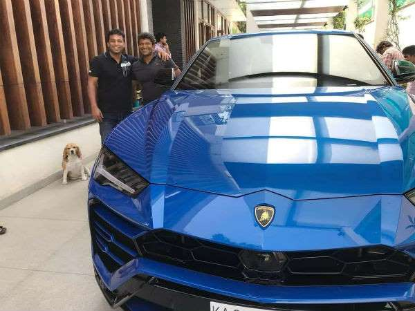 Darshan Has Bought A New Lamborghini Only A Few Weeks After Puneeth