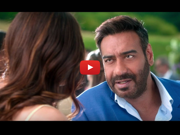 Kajol has the most adorable birthday wish for Ajay Devgn