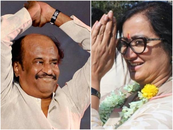 Rajinikanth To Campaign For Sumalatha?
