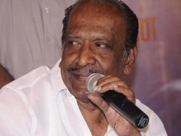 Legendary director Mahendran passes away!