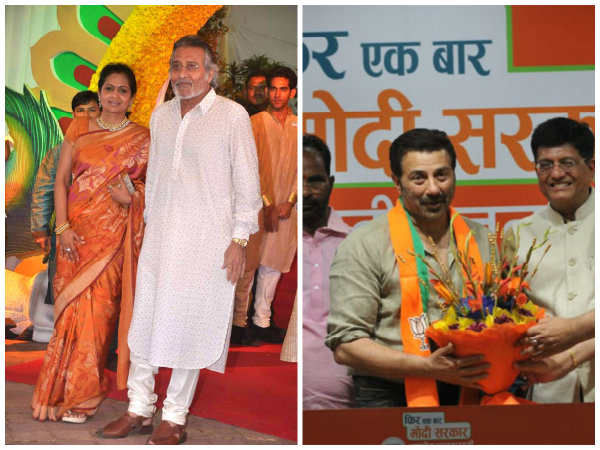 AS BJP Fields Sunny Deol From Gurdaspur, Vinod Khanna's Wife Kavita Khanna Says 'I Felt Betrayed'