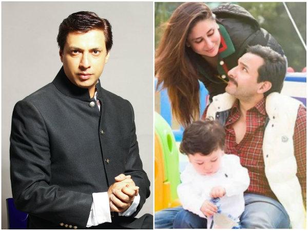 Wait What! Madhur Bhandarkar To Make A Movie On Kareena Kapoor & Saif Ali Khan's Son Taimur?