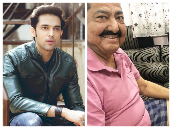 Parth Samthaan Resumes Work Post His Father's Demise; Shares Heartfelt Post Remembering His Dad