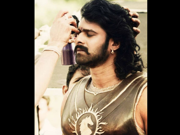 People's High Expectations Make Prabhas 'Worried'